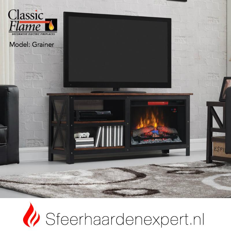 elektrische-haard-tvmeubel-metaal-hout-grainer-classicflame