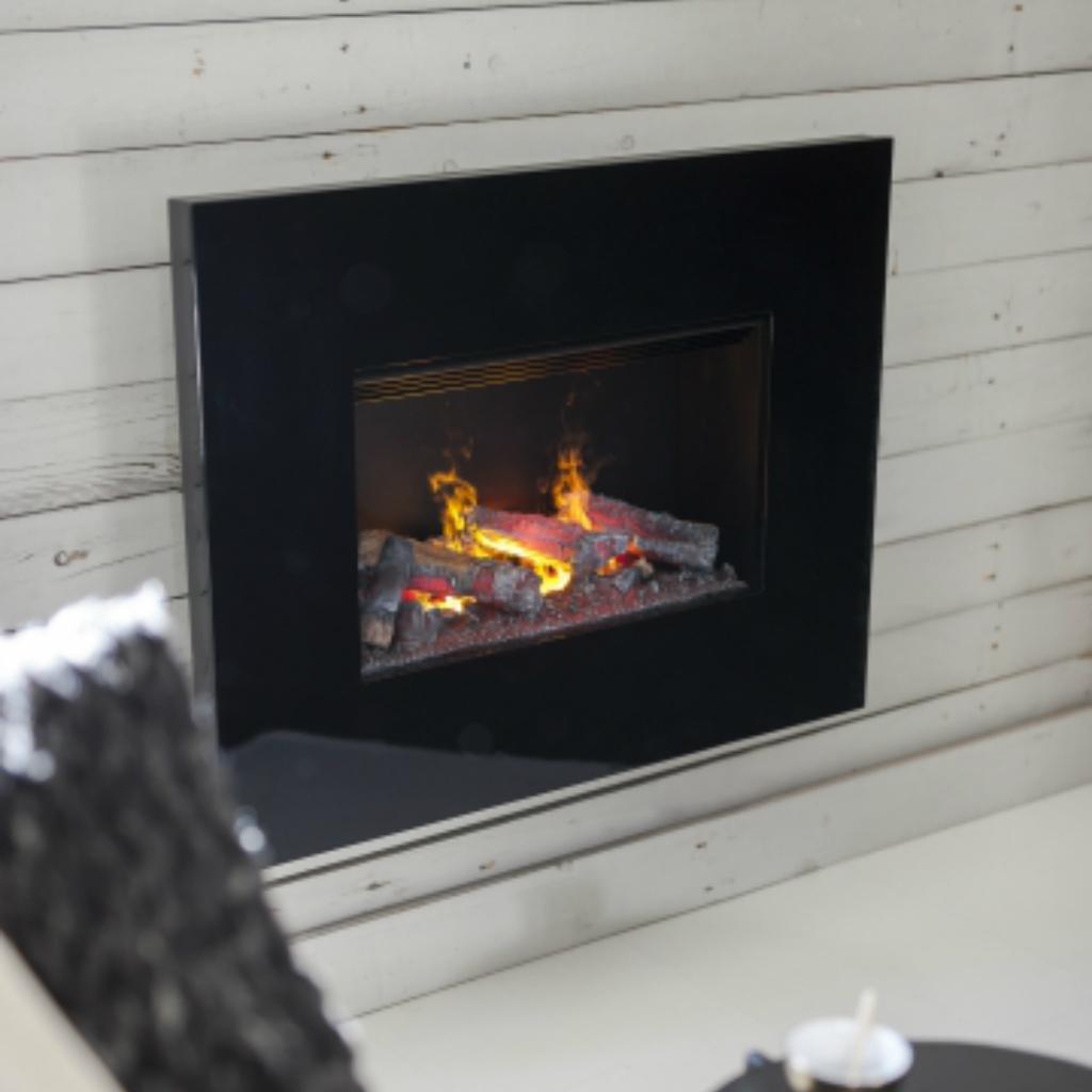 Elektrische Haard Met Schouw  Design sfeerhaarden op bio ethanol van ruby fires nieuws