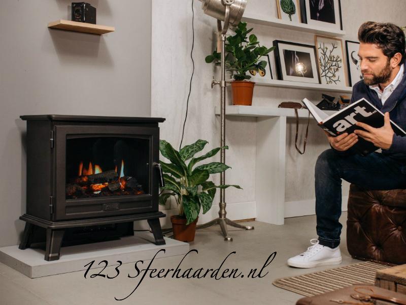Faber Dimplex vrijstaande elektrische sfeerhaard Sunningdale