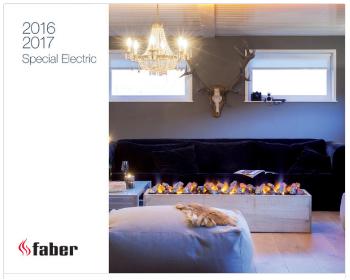 Brochure Dimplex Faber elektrische haarden