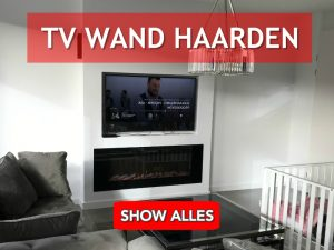 electrische led wandhaard