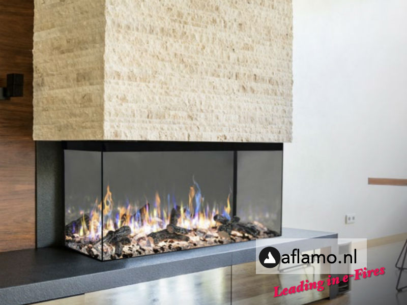 Noble Flame Triple Modern fireplaces
